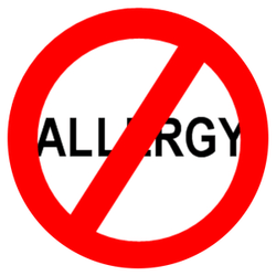 allergia sintomi