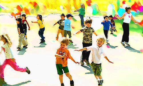 Movimento e apprendimento, come agevolare un migliore sviluppo cognitivo dei nostri bambini