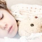 Il sonno regolare dei bambini migliora le capacità cognitive