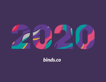 Confira a retrospectiva 2020 da binds.co!
