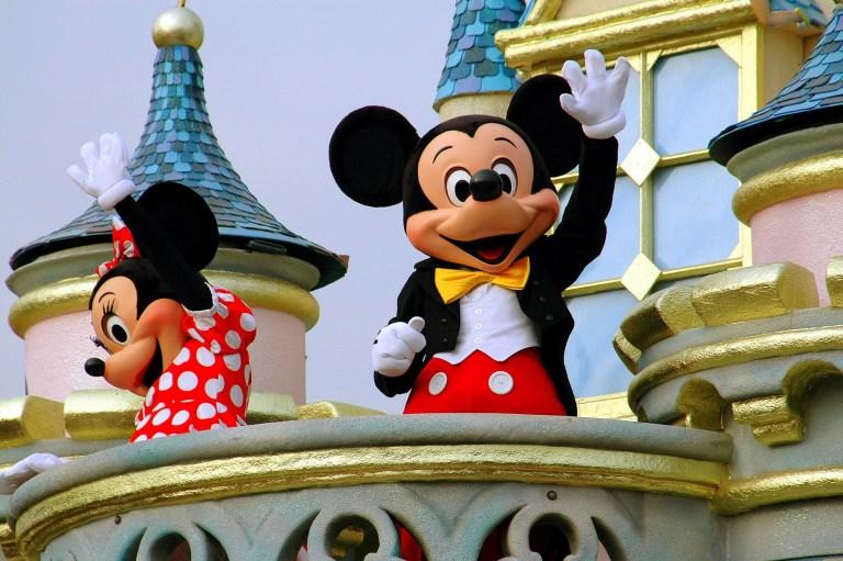 Mickey e Minnie Disney