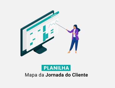 planilha - mapa da jornada do cliente