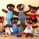 Puppen für ein Waisenhaus auf Haiti