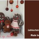"""Lebkuchenfamilie von madebysteen.blogspot.de, genäht nach dem binenstich-E-Book """"Lebkuchenfamilie   binenstich.de"""