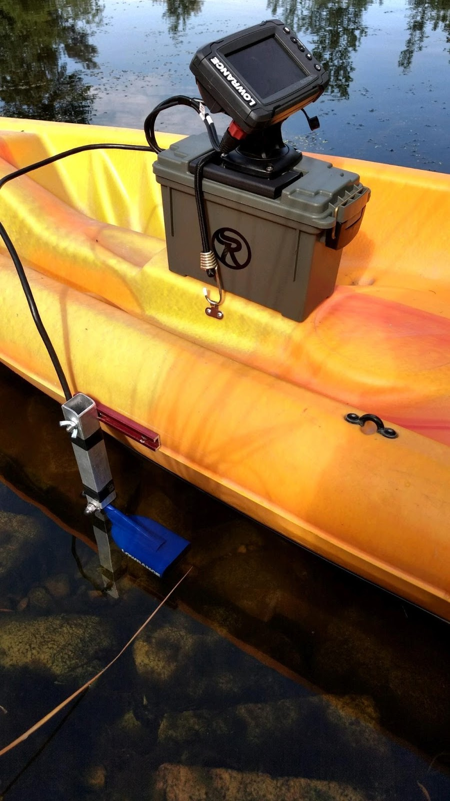 Portability Options for Your Lowrance – BioBase Automated