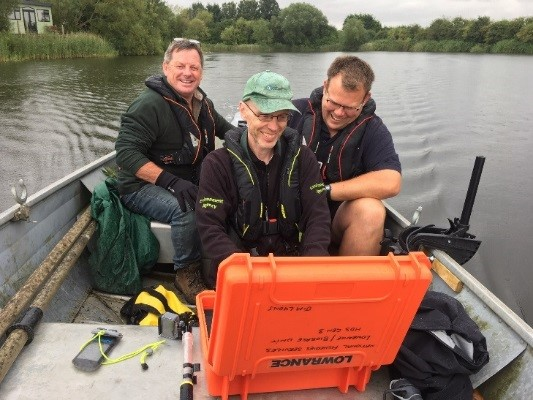 BioBase Applications benefiting conservation of UK's Wetlands