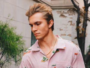 a man model