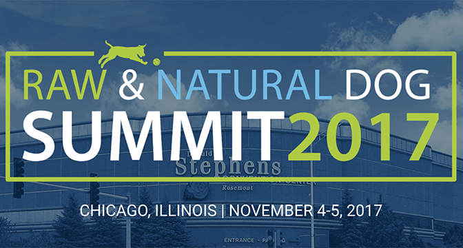 Raw and Natural Dog Summit 2017