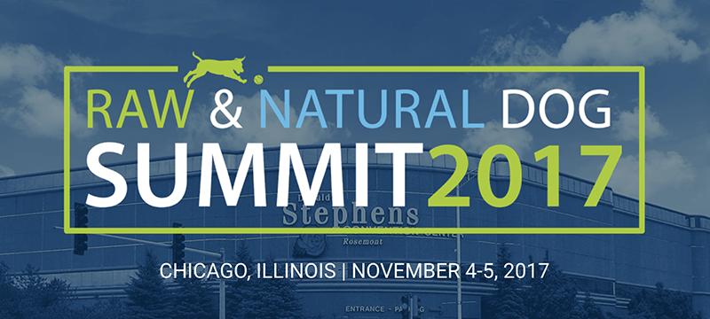 Raw and Natural Dog Summit 2017