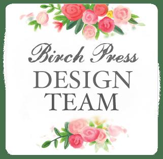 Birch Press Design Team Badge