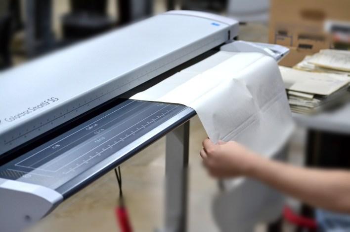 blueprint scanning services