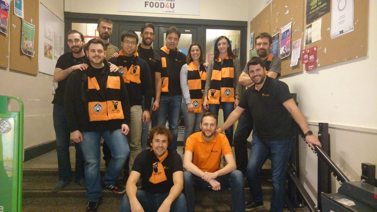 Bitergia team at FOSDEM