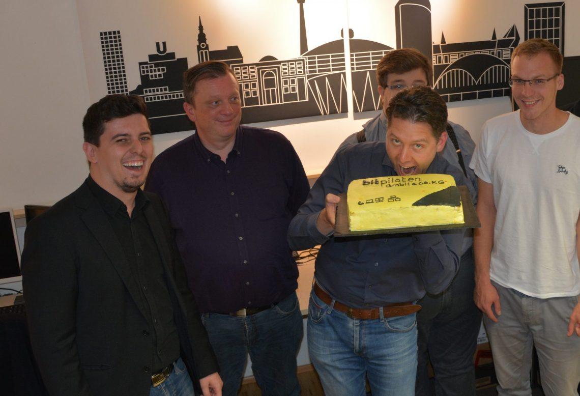Kuchen bitpiloten GmbH CO. KG - Kerstin Musiol