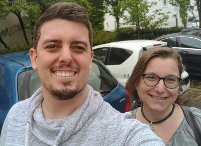 Jobrotation Mirko und Judith –  Zahlen treffen auf den Lieblingskroaten