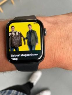 Apple watch bitpiloten