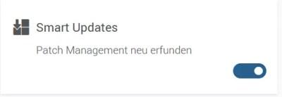 Smart Update von Server-Eye