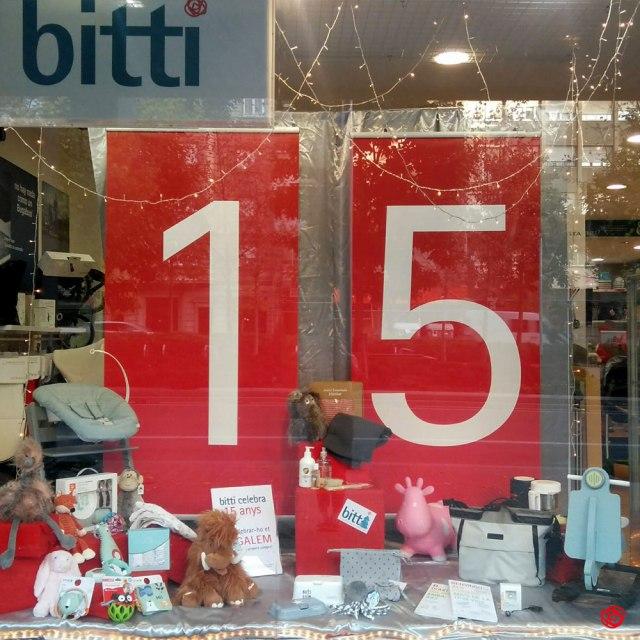 tienda de puericultura en Barcelona