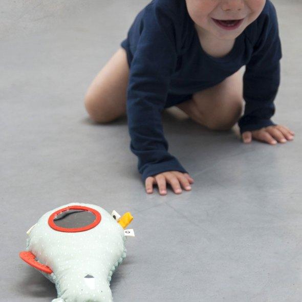 jugar en casa con bebés