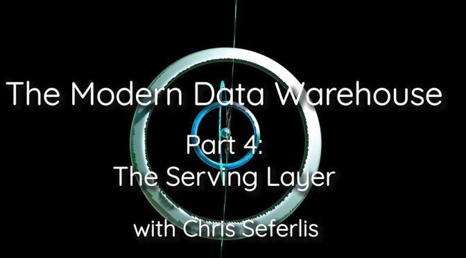 The Modern Data Warehouse in Azure Part 4: The Serving Layer