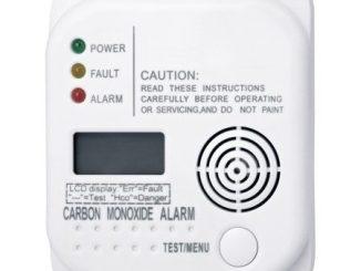 Smartwares RM370 szén-monoxid érzékelő 2