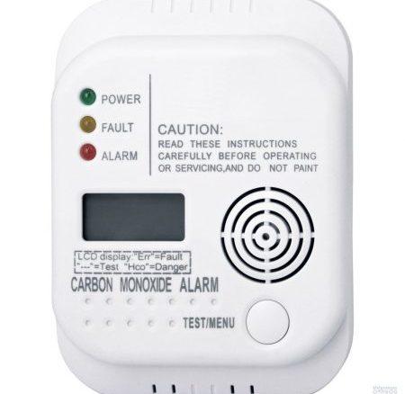 Smartwares RM370 szén-monoxid érzékelő 12