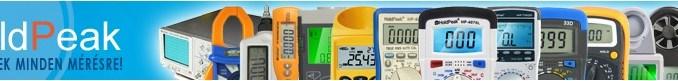 HoldPeak méréstechnika - műszerek minden mérésre! 1