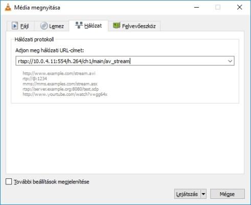 """RTSP és ONVIF protokollok - Hogyan illesszünk """"idegen"""" IP kamerát HIKVISION rögzítőhöz? 8"""