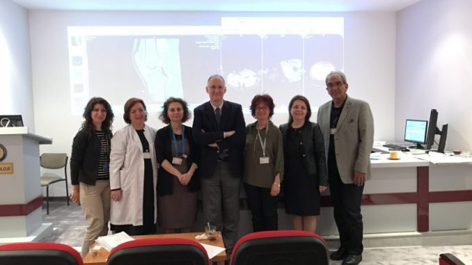 A group of authors of the study on enhancer of zeste homologue 2 (EZH2) expression in synovial sarcomas as a promising indicator of prognosis