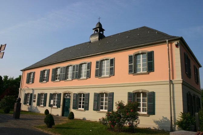 Bonn, Schumannhaus