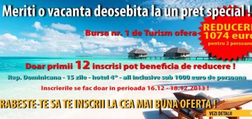Promotie Dominicana