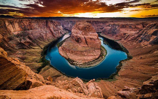 SUA, fluviul Colorado; sursa foto - Massimo Tava