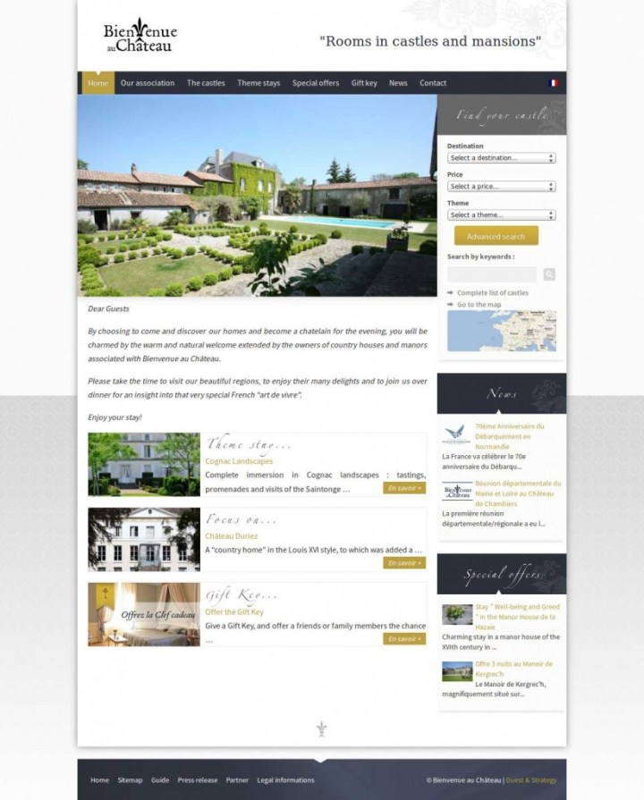 Bed-Breakfast-in-Chateaux-and-mansions-in-France
