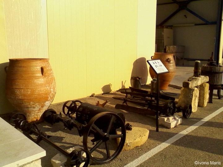 fabrica de ulei de masline Aristeon