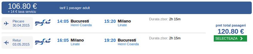 Bucuresti-Milano