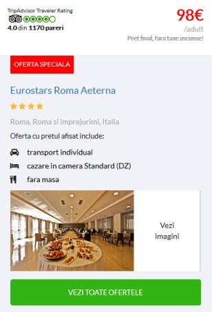Eurostars Roma Aeterna