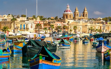 Malta Marsaxlok