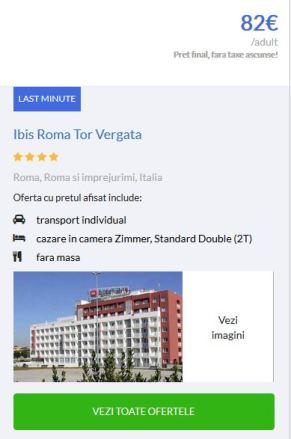 Ibis Roma Tor Vergata