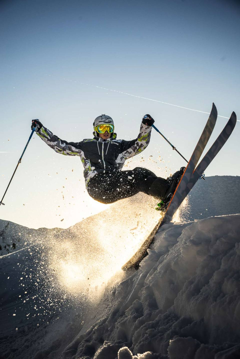 luca tribondeau - black crows anima - photo : Adrian Krainer / Riesneralm