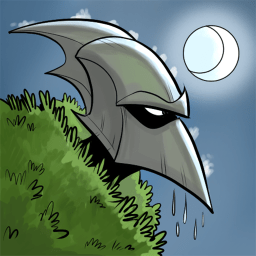 Achievement Icon #007 - Dunkler Wanderer