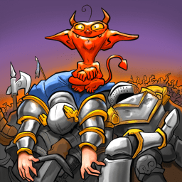Achievement Icon #059 - Heldenschreck