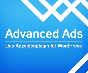 Advanced Ads (300x250) deutsch