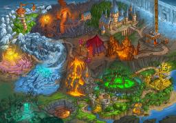 Hintergrundbild Dungeons