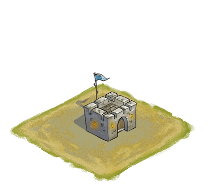 Festung - 1 - Festung Stufe 1