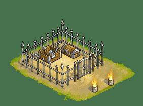 Festung - 10 - Schatzkammer Stufe 1