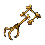 Item #11_1_001 - Entweihter Katakombenschlüssel