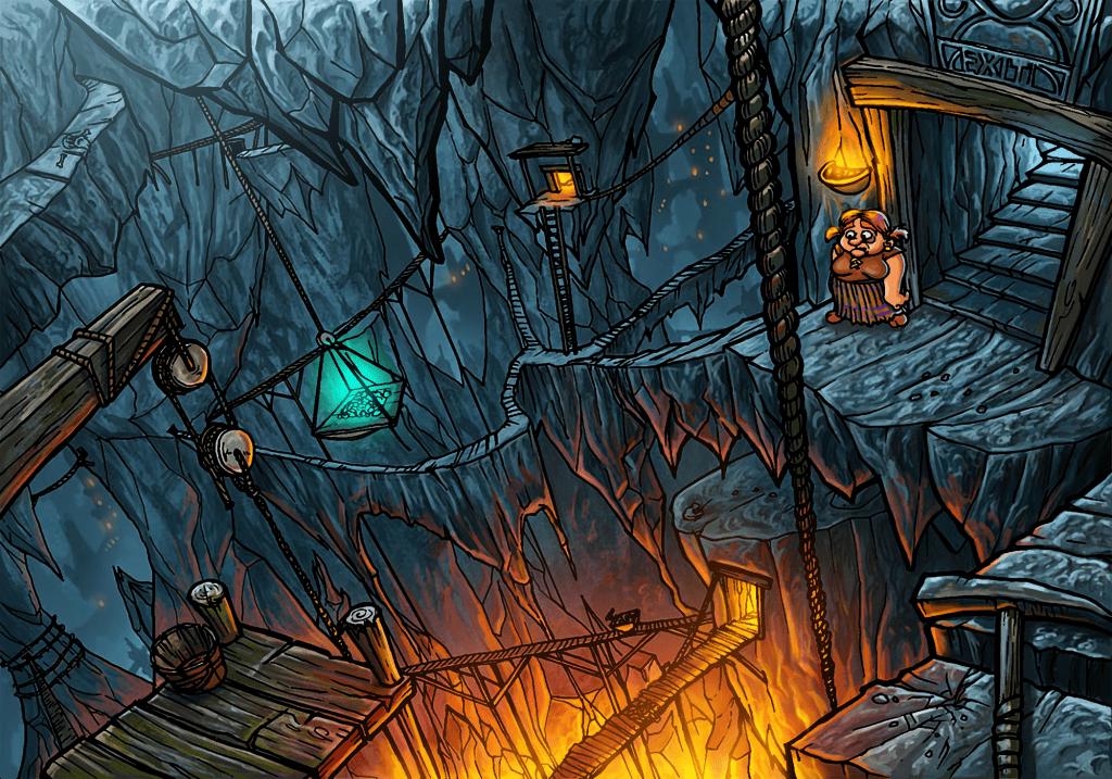 2. Dungeon - Die Minen von Gloria