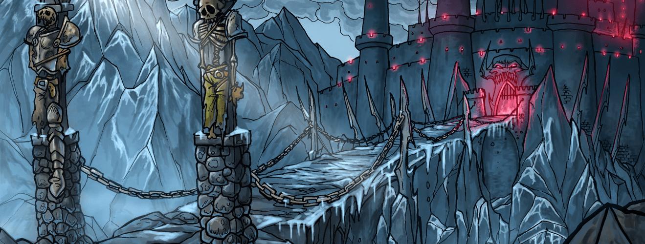 10. Dungeon - Die Schwarzschädelfestung