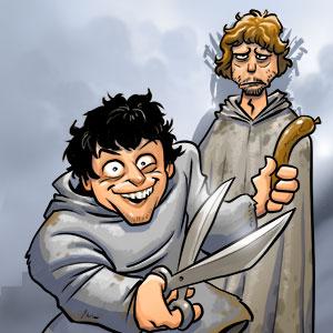14. Dungeon - Osteros - Ramsay der Erniedriger