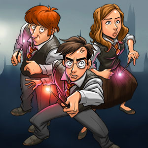 16. Dungeon - Altehrwürdige Zauberschule - Die Hochbegabten (und Ron)