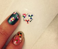 Make Your Own Nail Wraps   Black Girl Health Blog